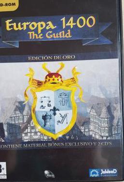 Europa 1400 the guild edición oro