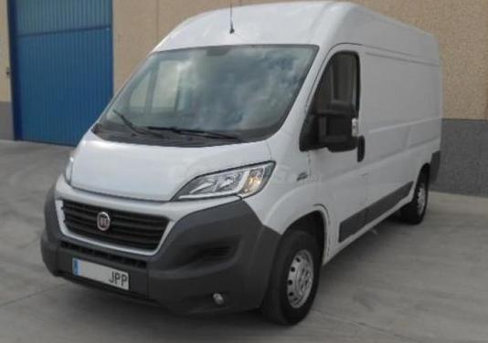 Fiat ducato 35 2.3 multijet furgon medio alto 130c