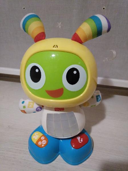 Fisher price robot robi mattel