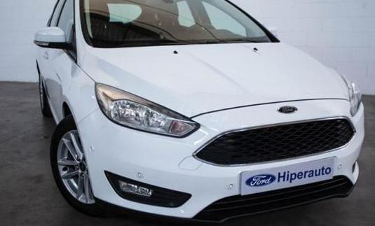 Ford focus 1.0 ecoboost autost.st. 92kw trend 5p.