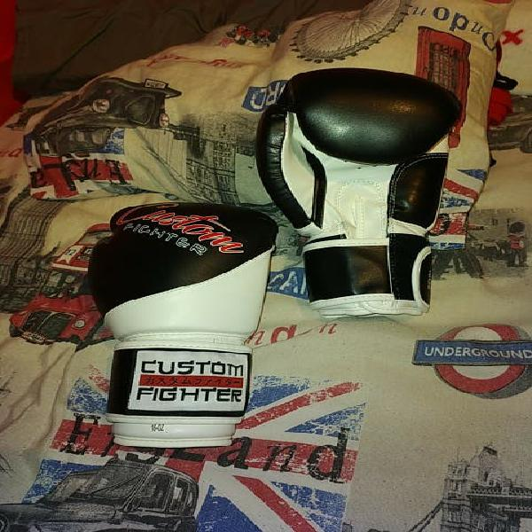 Guantes boxeo kick boxing