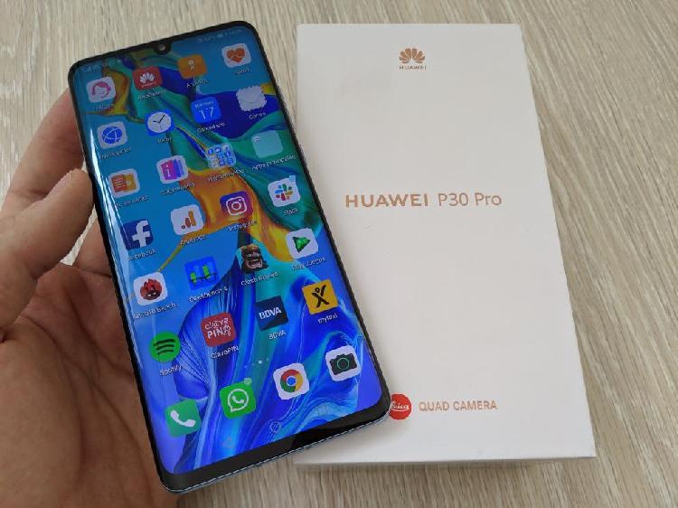 Huawei p30 pro 256gb libre