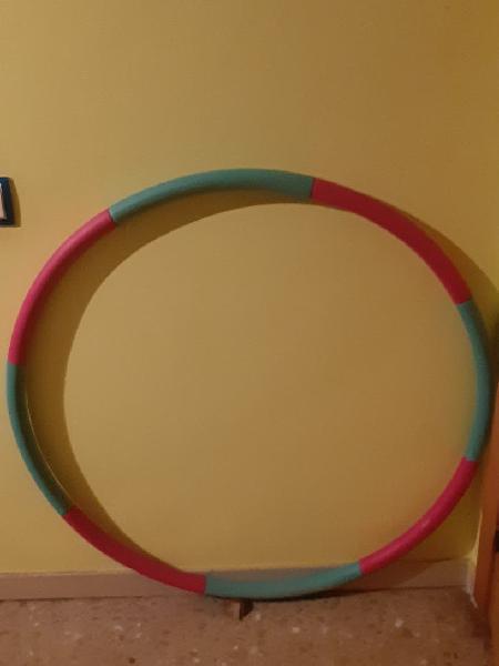 Hula hoop desmontable decatlon