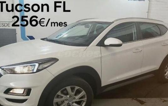 Hyundai tucson 1.6 gdi klass 4x2 5p.