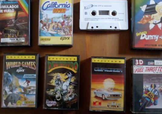 Juegos originales de spectrum