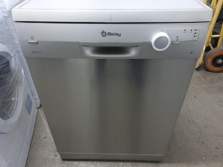 Lavavajillas balay inox a+ garantia llevo a casa