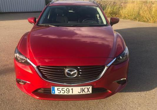 Mazda mazda6 2.2 de 150cv luxury pack premium wgn