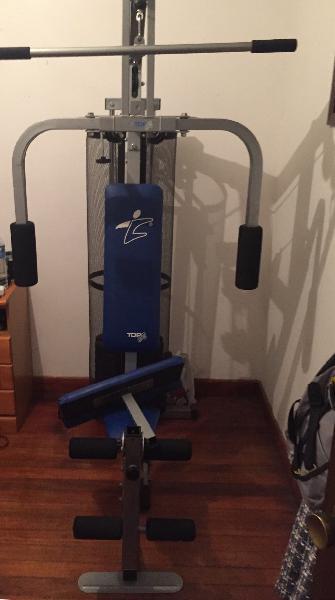 Maquina para hacer ejercicios