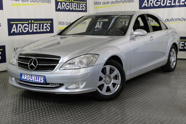 Mercedes s 500 nacional 388cv '07
