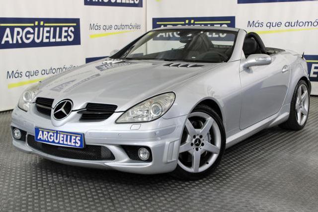 Mercedes slk 55 amg nacional '05