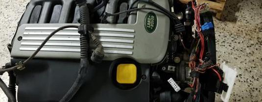 Motor completo tipo 306d1 range rover 3.0 td6