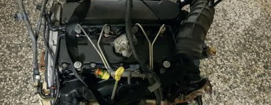 Motor completo tipo abfa de ford transit 2.0 di
