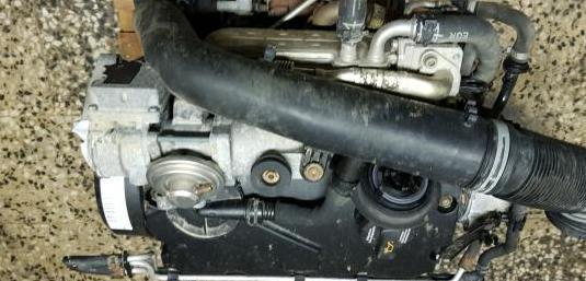 Motor completo tipo bxe , 1.9 tdi de seat leon