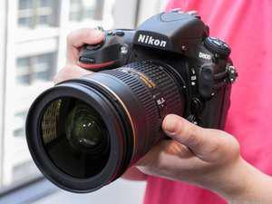 Nikon d800 slr w / 24-70mm nikon 70-200 mm lentes vr ii