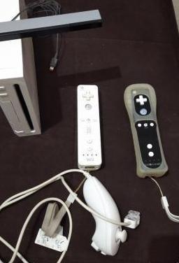 Nintendo wii juegos mandos