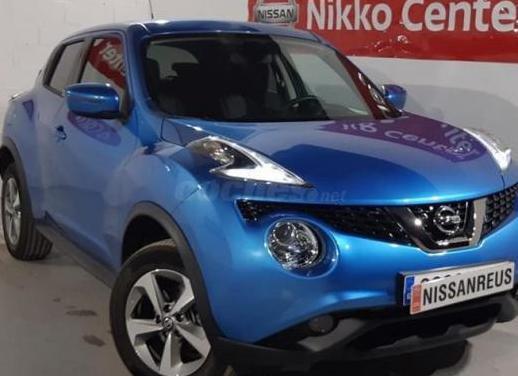 Nissan juke g e6dtemp 83 kw 112 cv cvt nconnecta 5
