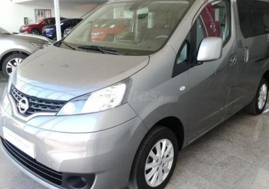 Nissan nv200 evalia evalia 7 1.5dci eu6 81kw 110cv