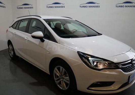 Opel astra 1.6 cdti 100kw excellence auto 1718 st