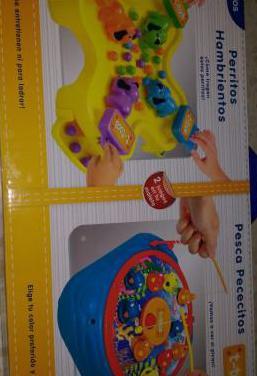 Pack juegos de mesa juguettos