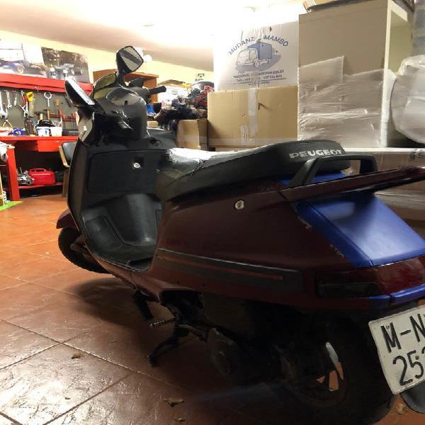 Peugeot sv 125cc