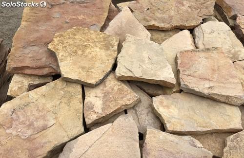 Piedra natural cuarcita rosa