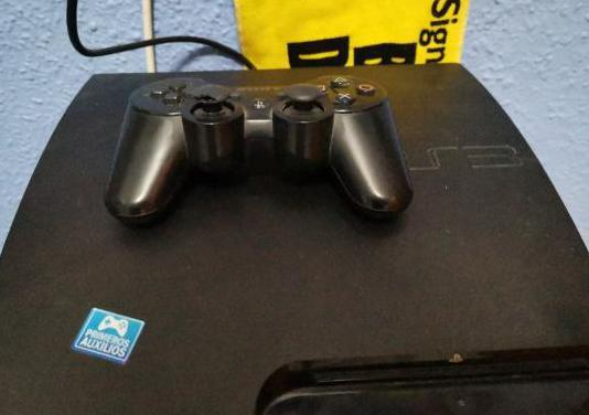 Play station 3 slim 500 gb