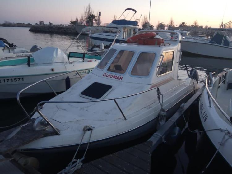 Precio barco 5,60 metros