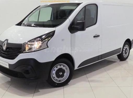 Renault trafic furgon 27 l1h1 dci 88kw 120cv