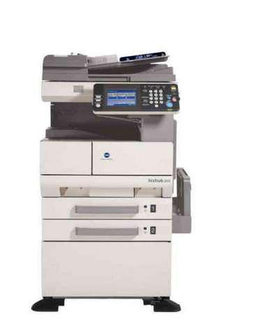 Súper oferta !!) fotocopiadora konica minolta bizhub