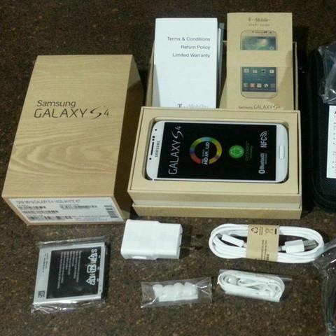 Samsung galaxy s 4 sgh-i337- smartphone