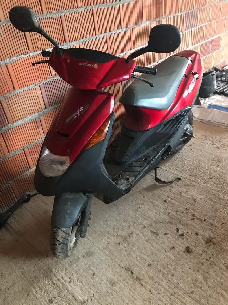 Scooter suzuki address 50r