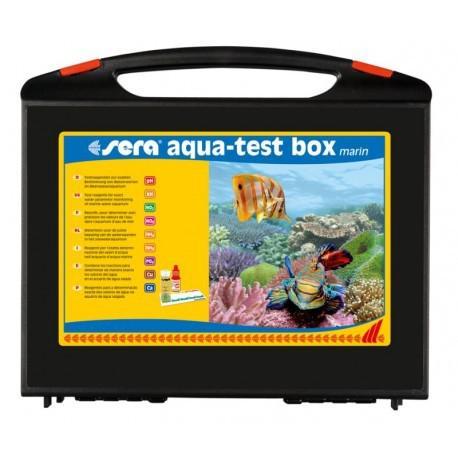 Sera aqua test box marin (maletin de test para marino)