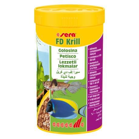 Sera fd krill 100ml (15gr)