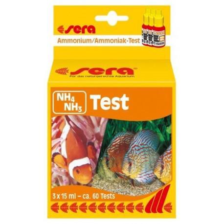 Sera test de amonio (nh4 - nh3)