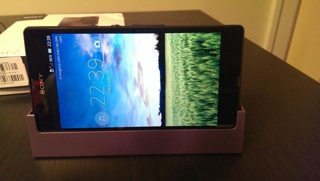 Sony xperia z - 16gb - (garantía-factura-libre)