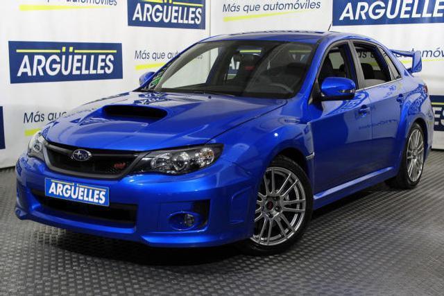 Subaru impreza wrx sti 2.5t sedan 300cv nuevo '12
