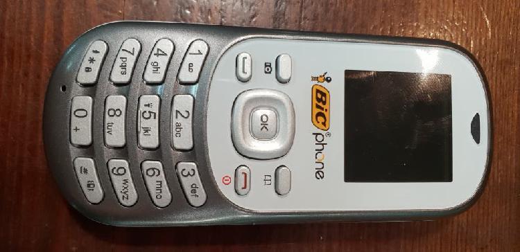 Teléfono móvil bic phone