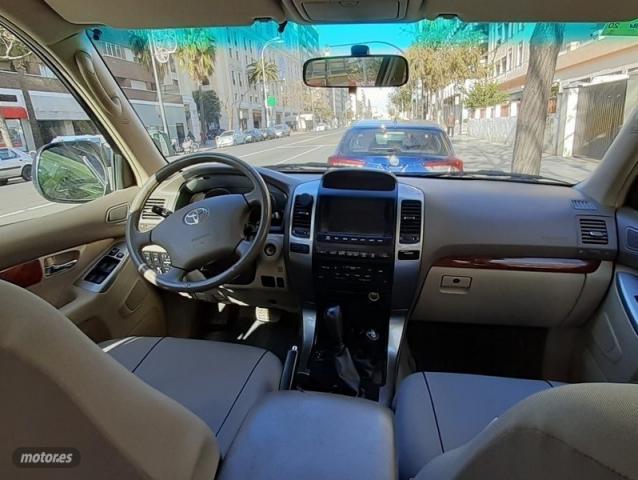 Toyota land cruiser vxl de 2005 con 194.000 km por 19.700