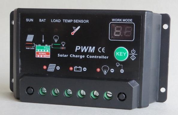 Venta de regulador cargador solar cls-30a de 30a regulable