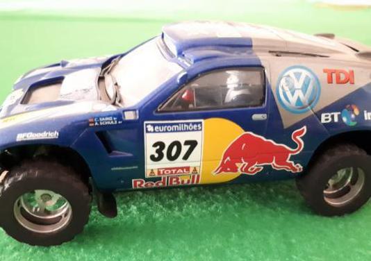 Volkswagen touareg scalextric mejorado