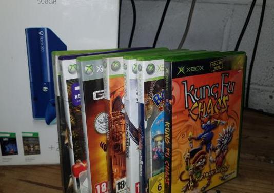Xbox 360 de 500 gigas