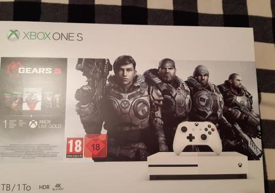 Xbox one s 1tb nueva garantía