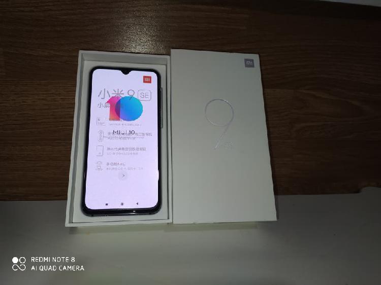 Xiaomi mi 9 se 128 gb 6 gb ram y 128 gb rom