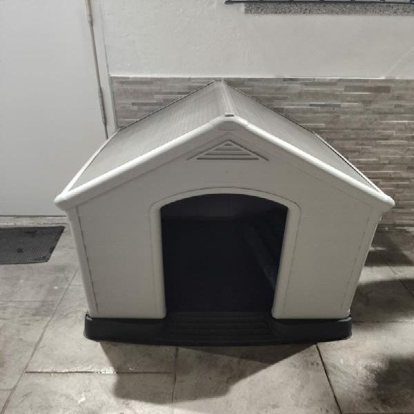Caseta perro grande nueva