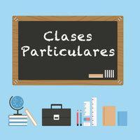 Clases de matemática, física y química.