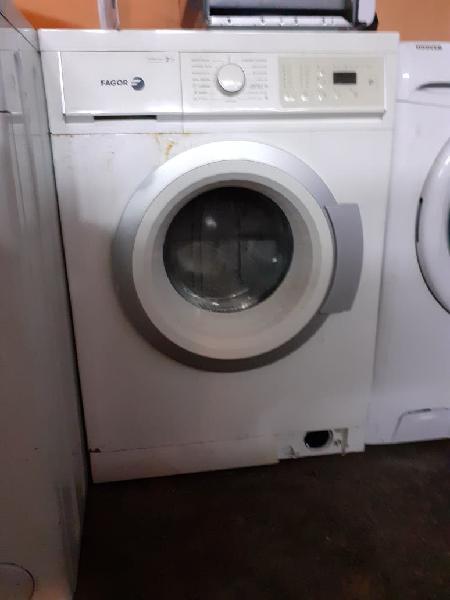 Lavadora fagor 7kilos 1000revoluciones