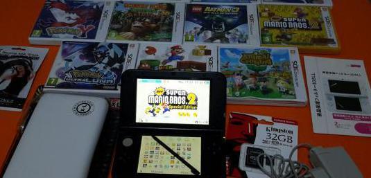 Nintendo 3ds xl pack