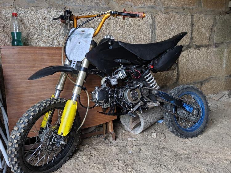 Pit bike imr 125cc 4 tiempos