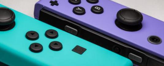 Se reparan mandos de nintendo switch