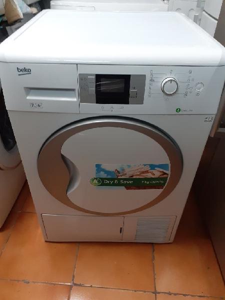 Secadora marca beko